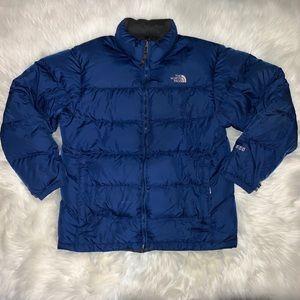 The NORTHFACE BLUE Boy Garçons Sweater Size XL